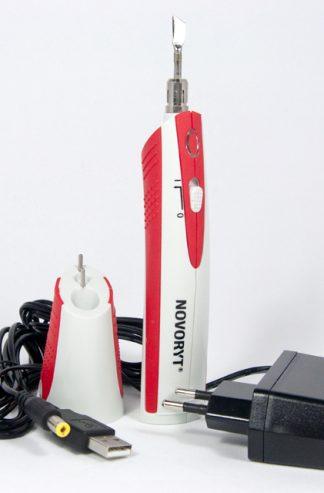 Novoryt® elektrische smelter met opladers