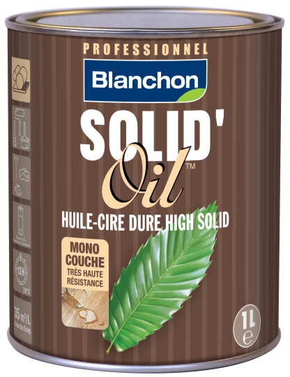 solid'oil 1 liter | Blanchon