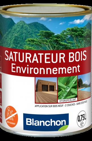 Hout saturator milieu 0,75 liter| Blanchon