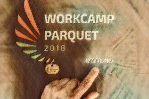 Poster workcamp parquet 2018