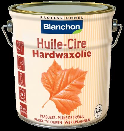 hardwaxolie van Blanchon   2,5 liter