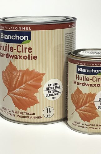 Hardwaxolie Balnchon naturel ultra mat