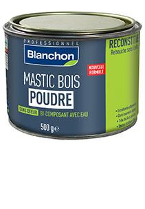 Houtkit poeder van Blanchon