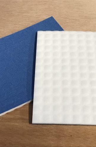 P&S blauw 15 x 23