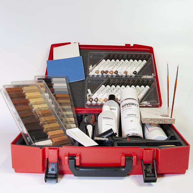 Rademaakt Premium Novoryt Koffers – Ambacht met gassmlelter