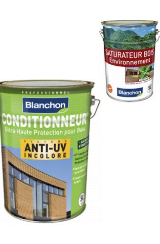 Anti-UV conditioner van Blanchon